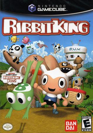「RibbitKing」北米版・欧州版[2004年]